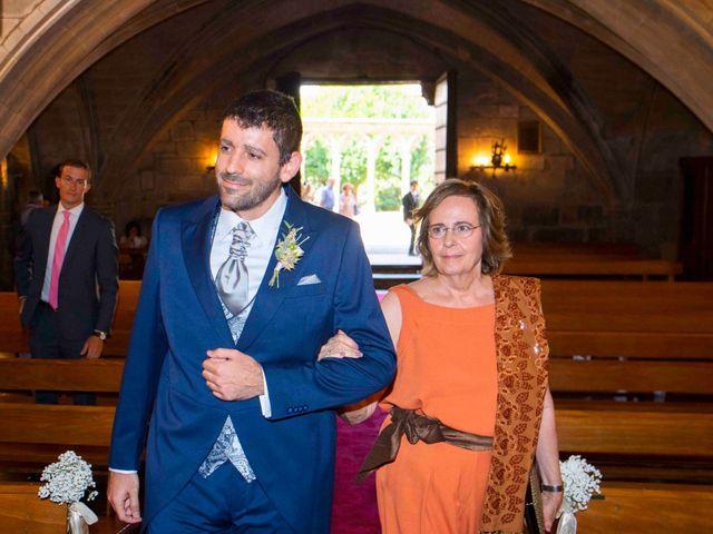 La boda de Ignacio y Gloria en Olite, Navarra 27