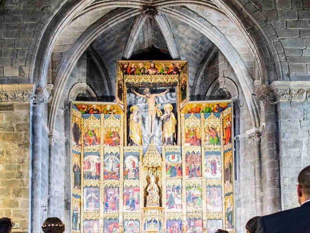 La boda de Ignacio y Gloria en Olite, Navarra 29