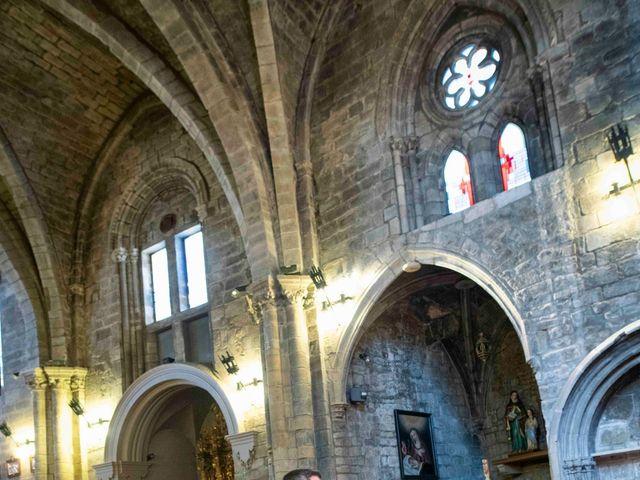 La boda de Ignacio y Gloria en Olite, Navarra 30