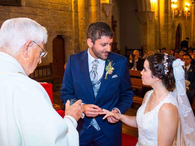La boda de Ignacio y Gloria en Olite, Navarra 32
