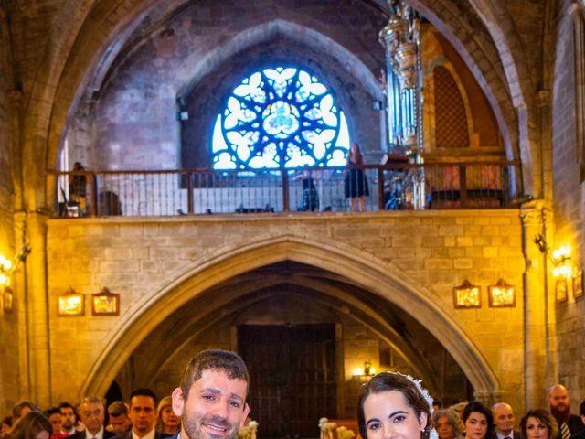 La boda de Ignacio y Gloria en Olite, Navarra 34