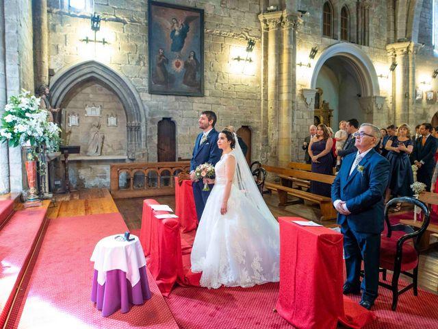 La boda de Ignacio y Gloria en Olite, Navarra 35