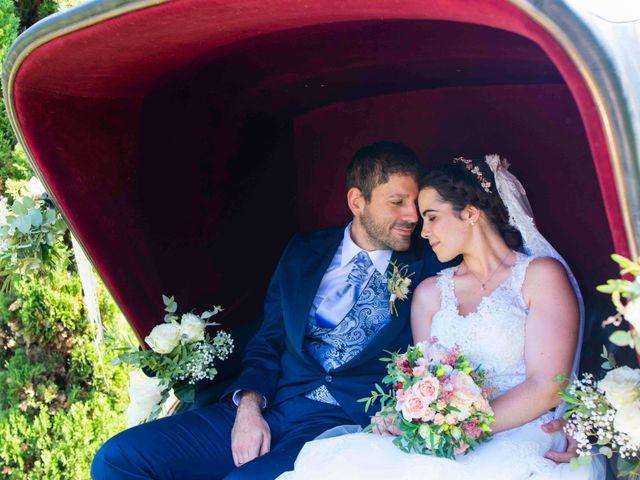 La boda de Ignacio y Gloria en Olite, Navarra 36
