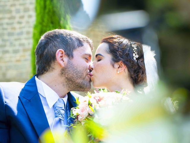 La boda de Ignacio y Gloria en Olite, Navarra 39