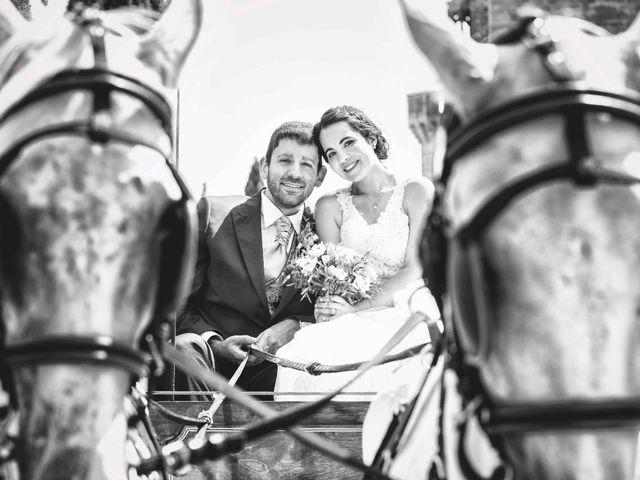 La boda de Ignacio y Gloria en Olite, Navarra 40