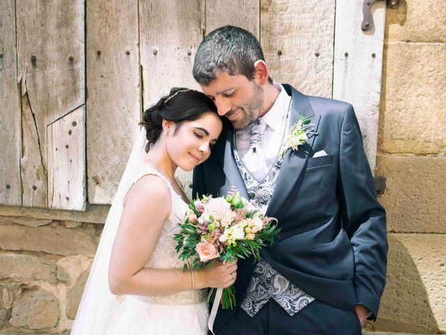La boda de Ignacio y Gloria en Olite, Navarra 2