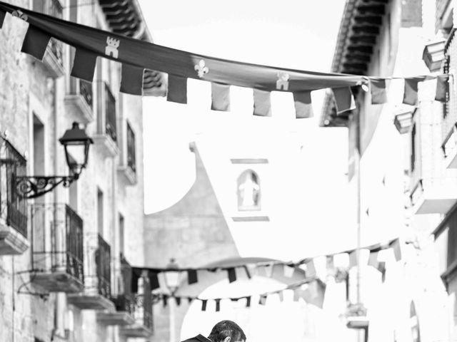 La boda de Ignacio y Gloria en Olite, Navarra 43