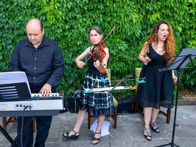 La boda de Ignacio y Gloria en Olite, Navarra 46