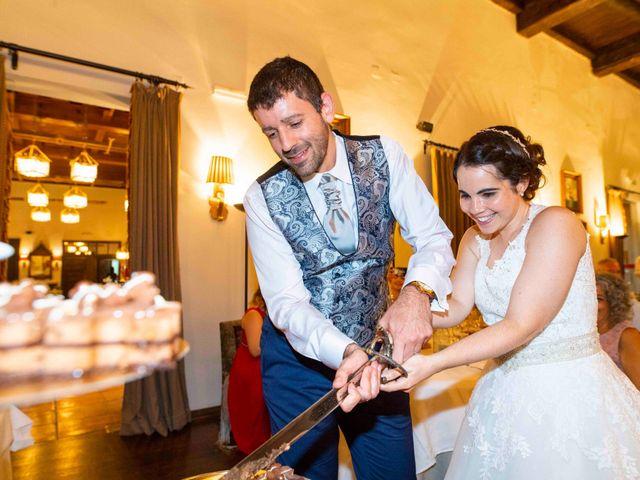 La boda de Ignacio y Gloria en Olite, Navarra 47