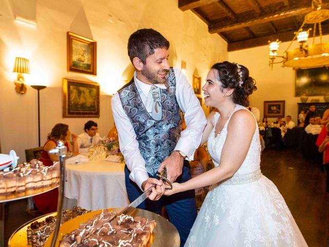 La boda de Ignacio y Gloria en Olite, Navarra 48