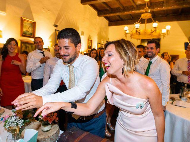 La boda de Ignacio y Gloria en Olite, Navarra 49