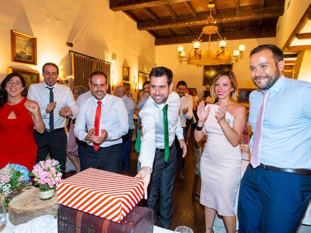 La boda de Ignacio y Gloria en Olite, Navarra 50