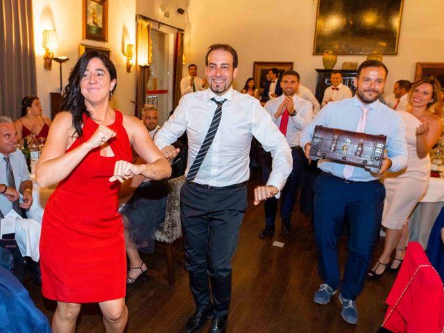 La boda de Ignacio y Gloria en Olite, Navarra 52