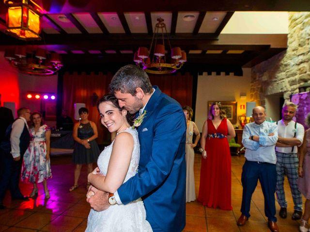 La boda de Ignacio y Gloria en Olite, Navarra 54