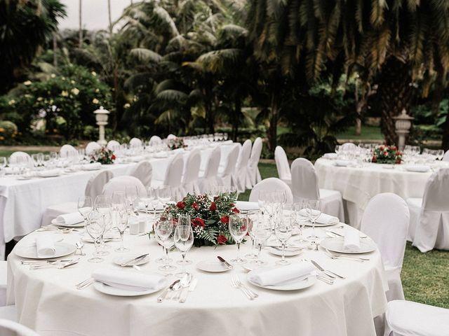 La boda de Guille y Ruth en Puerto De La Cruz, Santa Cruz de Tenerife 6