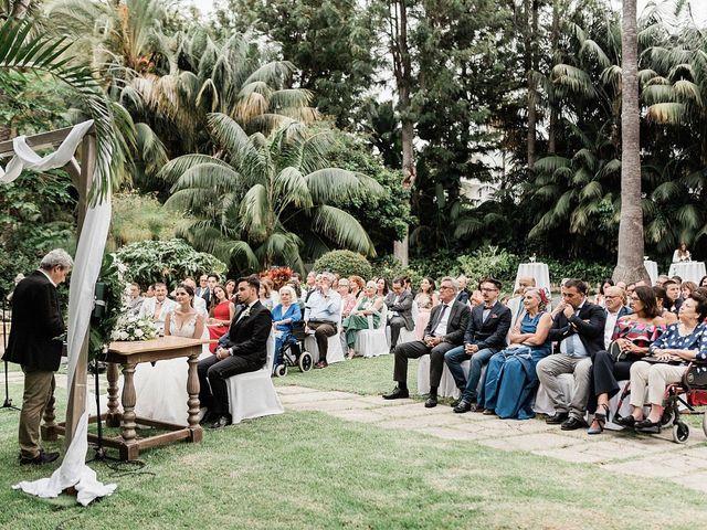 La boda de Guille y Ruth en Puerto De La Cruz, Santa Cruz de Tenerife 22