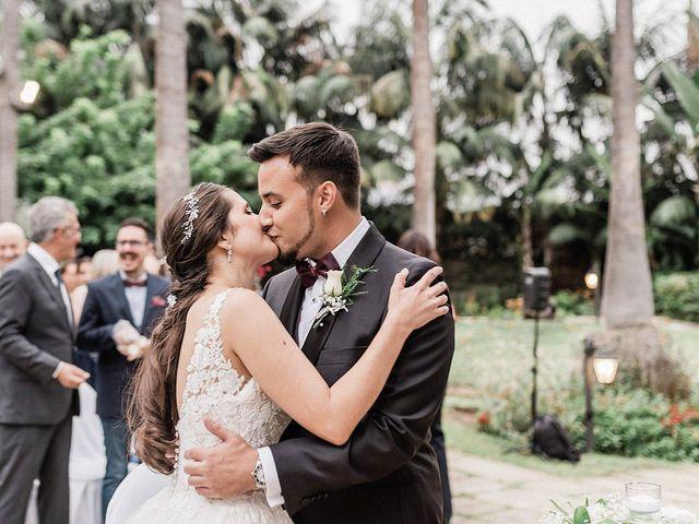 La boda de Guille y Ruth en Puerto De La Cruz, Santa Cruz de Tenerife 24