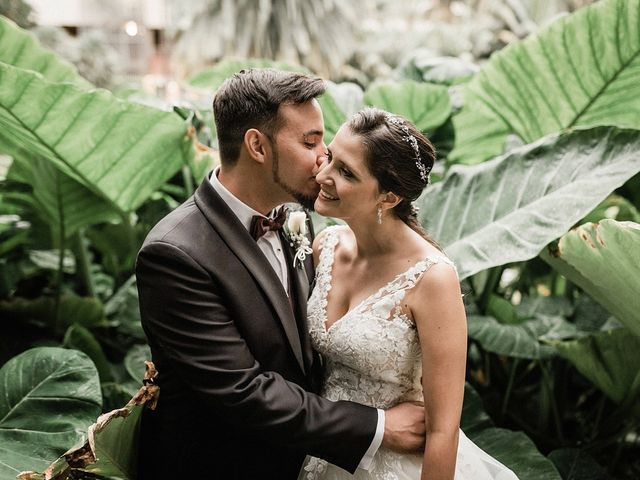 La boda de Guille y Ruth en Puerto De La Cruz, Santa Cruz de Tenerife 26