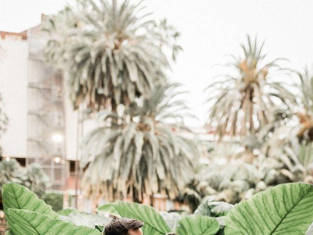 La boda de Guille y Ruth en Puerto De La Cruz, Santa Cruz de Tenerife 27