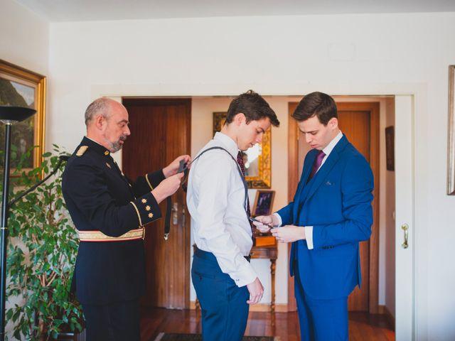 La boda de Jorge y Gabriela en San Agustin De Guadalix, Madrid 17