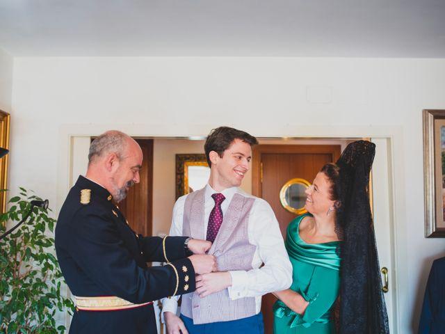 La boda de Jorge y Gabriela en San Agustin De Guadalix, Madrid 18