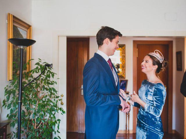 La boda de Jorge y Gabriela en San Agustin De Guadalix, Madrid 23