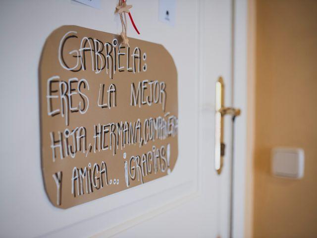 La boda de Jorge y Gabriela en San Agustin De Guadalix, Madrid 28