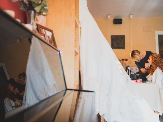 La boda de Jorge y Gabriela en San Agustin De Guadalix, Madrid 42