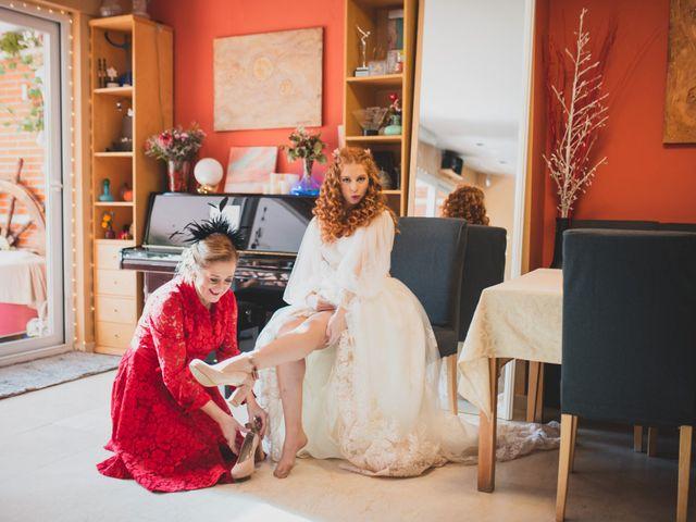 La boda de Jorge y Gabriela en San Agustin De Guadalix, Madrid 61