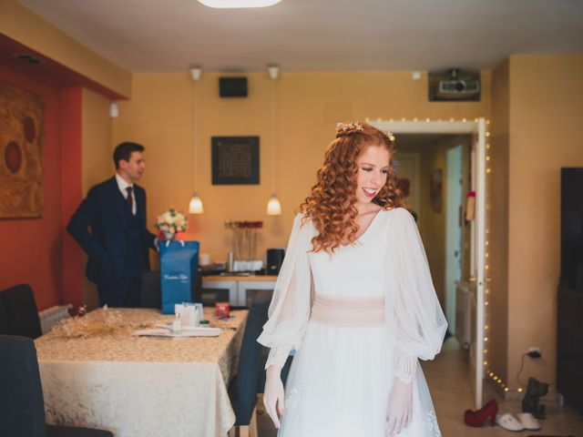 La boda de Jorge y Gabriela en San Agustin De Guadalix, Madrid 64
