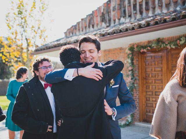 La boda de Jorge y Gabriela en San Agustin De Guadalix, Madrid 88