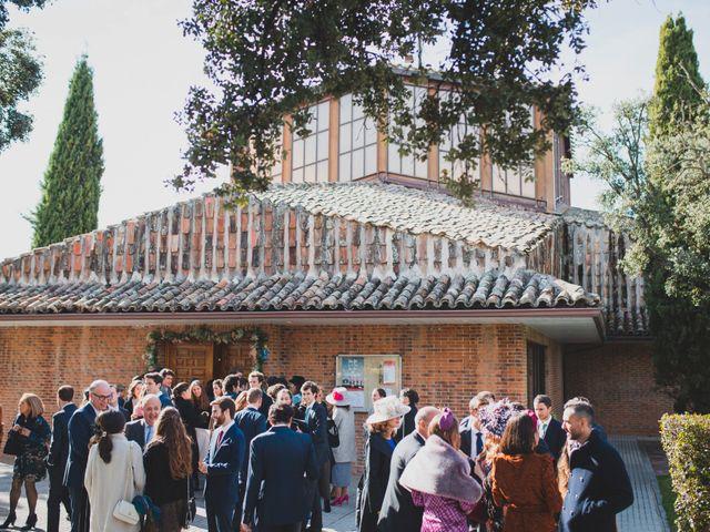 La boda de Jorge y Gabriela en San Agustin De Guadalix, Madrid 95