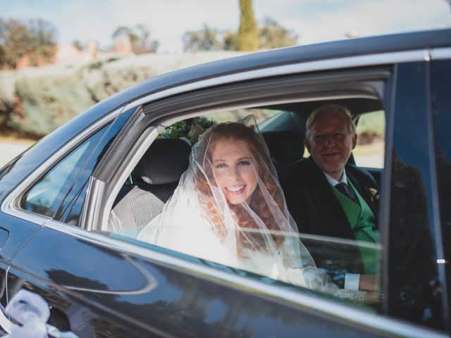 La boda de Jorge y Gabriela en San Agustin De Guadalix, Madrid 98