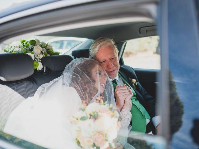 La boda de Jorge y Gabriela en San Agustin De Guadalix, Madrid 100