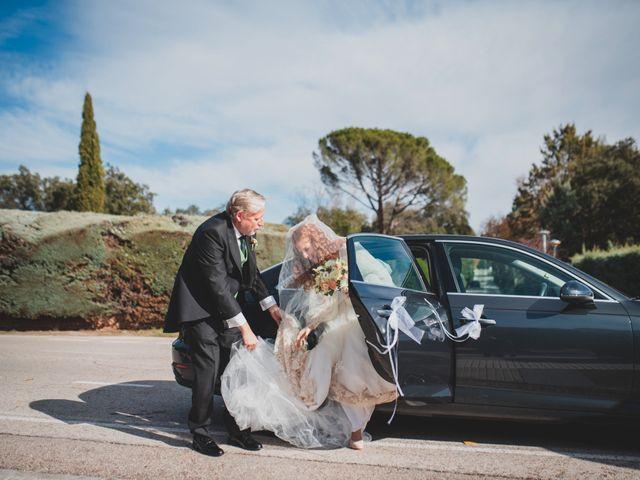 La boda de Jorge y Gabriela en San Agustin De Guadalix, Madrid 101