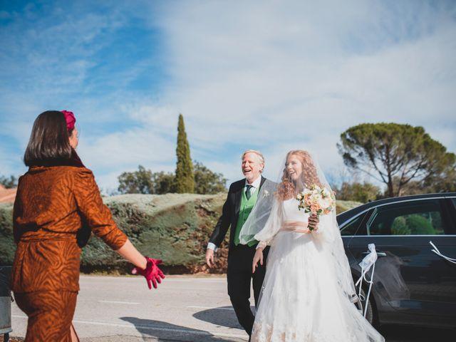 La boda de Jorge y Gabriela en San Agustin De Guadalix, Madrid 103