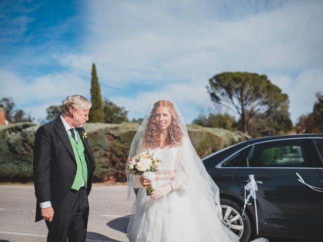 La boda de Jorge y Gabriela en San Agustin De Guadalix, Madrid 104