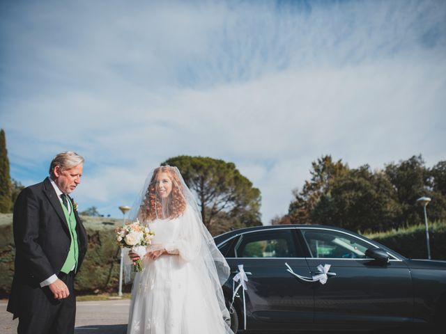 La boda de Jorge y Gabriela en San Agustin De Guadalix, Madrid 105