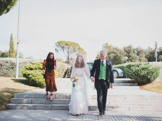 La boda de Jorge y Gabriela en San Agustin De Guadalix, Madrid 109
