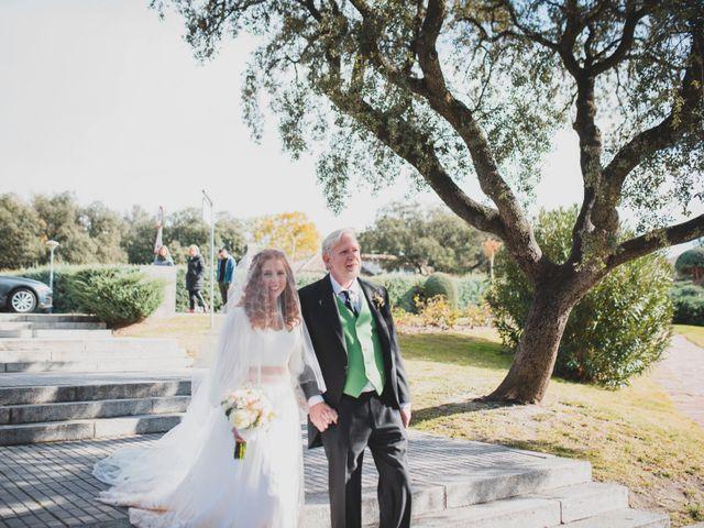 La boda de Jorge y Gabriela en San Agustin De Guadalix, Madrid 111