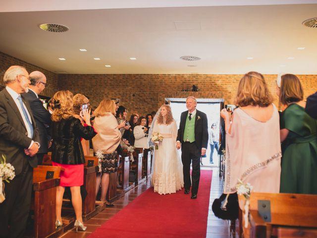 La boda de Jorge y Gabriela en San Agustin De Guadalix, Madrid 114