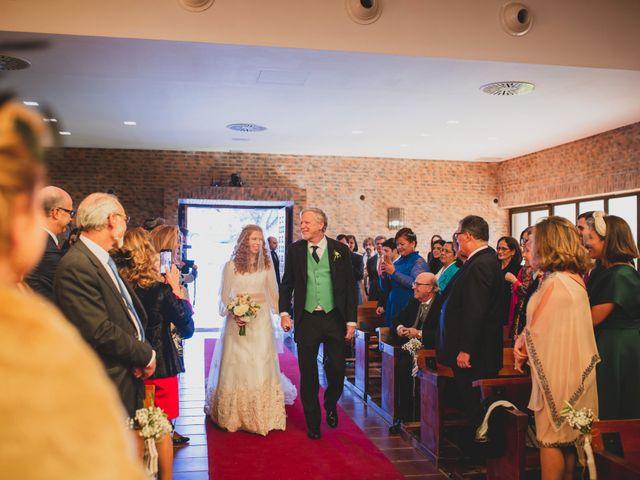 La boda de Jorge y Gabriela en San Agustin De Guadalix, Madrid 115