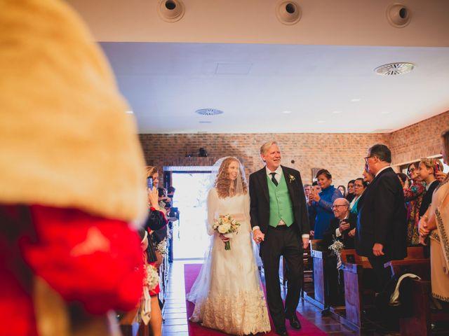 La boda de Jorge y Gabriela en San Agustin De Guadalix, Madrid 116