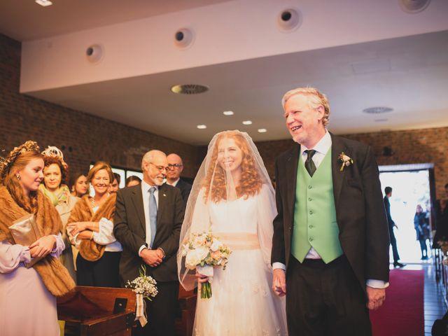 La boda de Jorge y Gabriela en San Agustin De Guadalix, Madrid 118