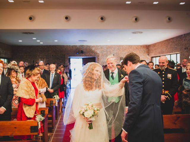 La boda de Jorge y Gabriela en San Agustin De Guadalix, Madrid 119
