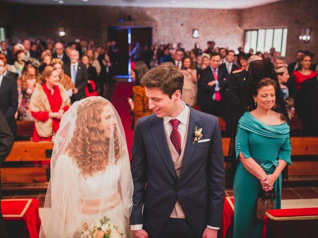La boda de Jorge y Gabriela en San Agustin De Guadalix, Madrid 121