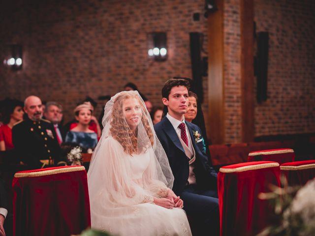 La boda de Jorge y Gabriela en San Agustin De Guadalix, Madrid 123
