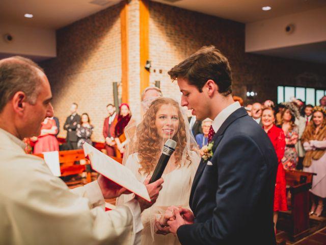 La boda de Jorge y Gabriela en San Agustin De Guadalix, Madrid 125