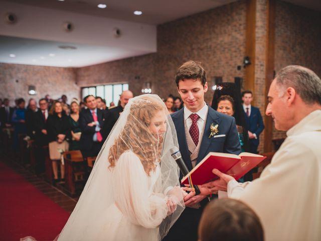 La boda de Jorge y Gabriela en San Agustin De Guadalix, Madrid 126