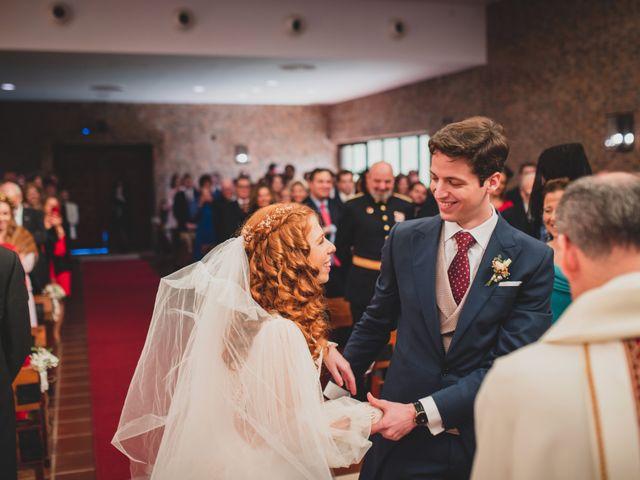 La boda de Jorge y Gabriela en San Agustin De Guadalix, Madrid 128